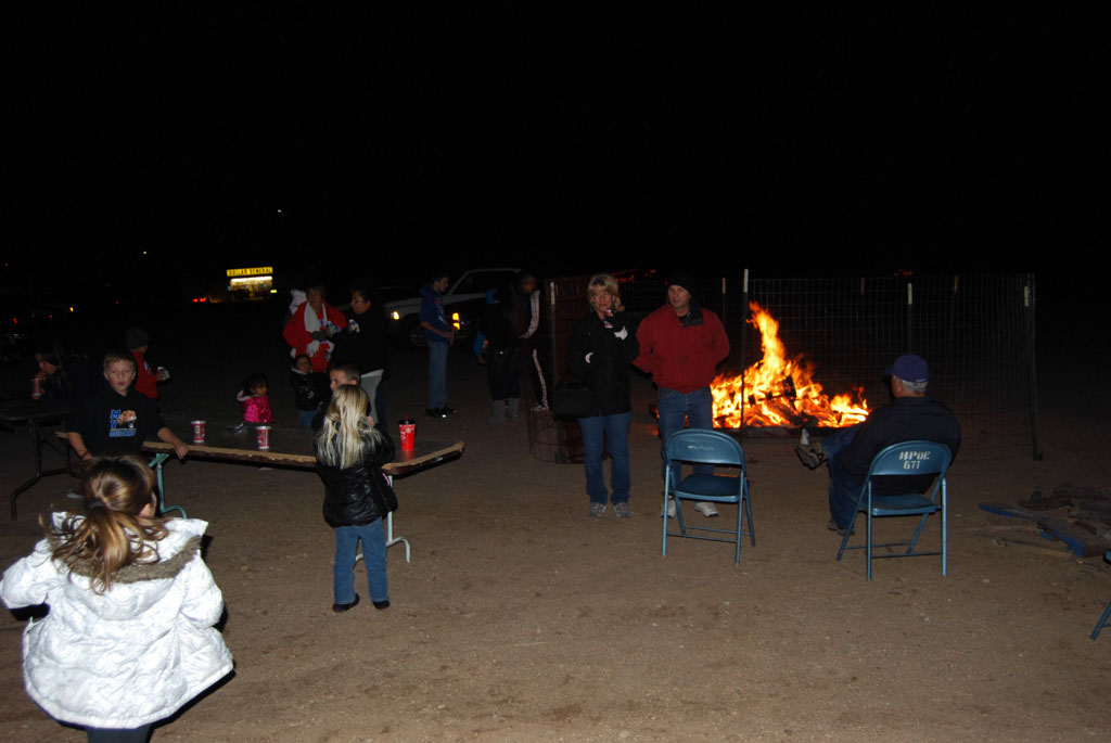 Bonfire & an evening with Santa_047