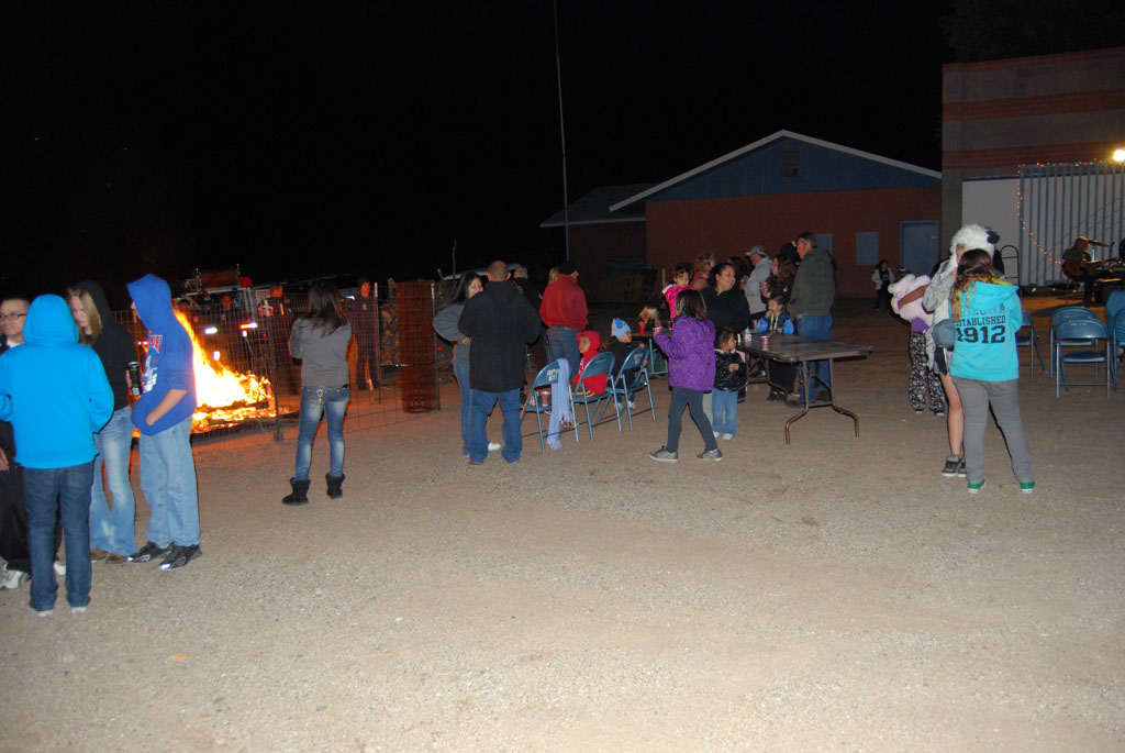 Bonfire & an evening with Santa_052