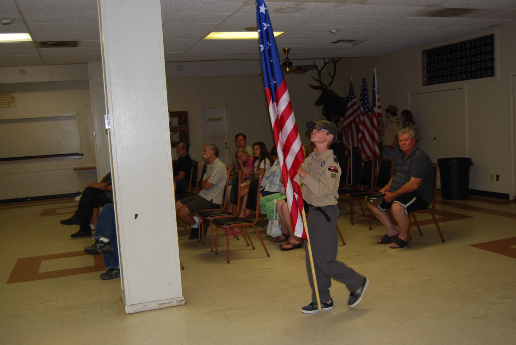 Flag Day at the San Manuel Elks 2013 _004