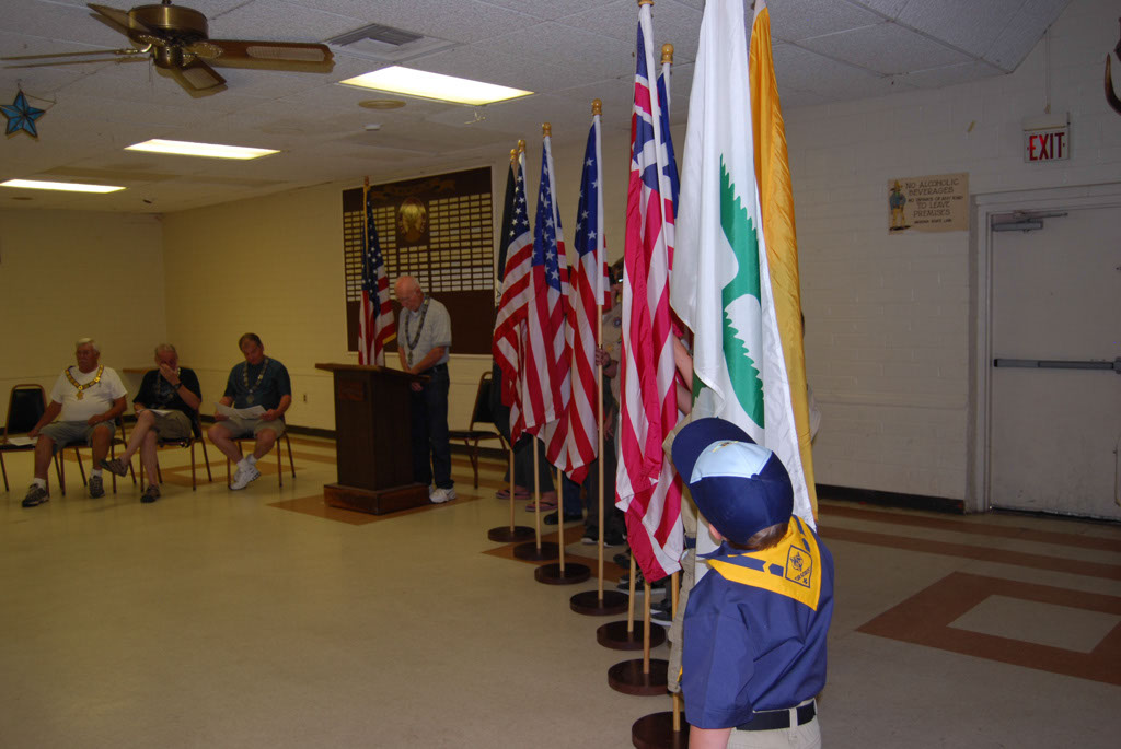 Flag Day at the San Manuel Elks 2013 _018