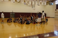 Kearny Basketball Camp 2013