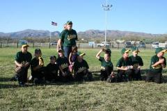 Kearny Little League Opening Day