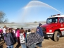 Oracle Fire Dept visits Mountain Vista