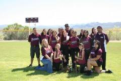 Ray Junior High School Baseball and Softball Teams