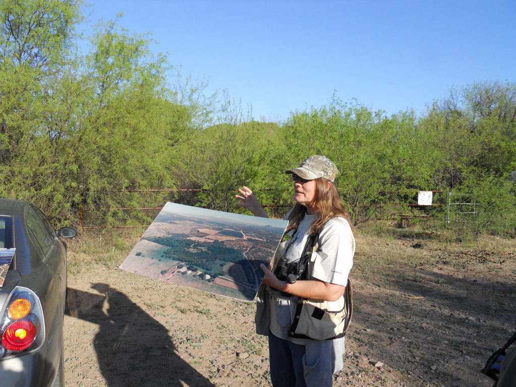 Diane Lause, Biologist and tour guide