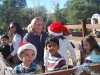 Santa at Rancho Robles 2012_038