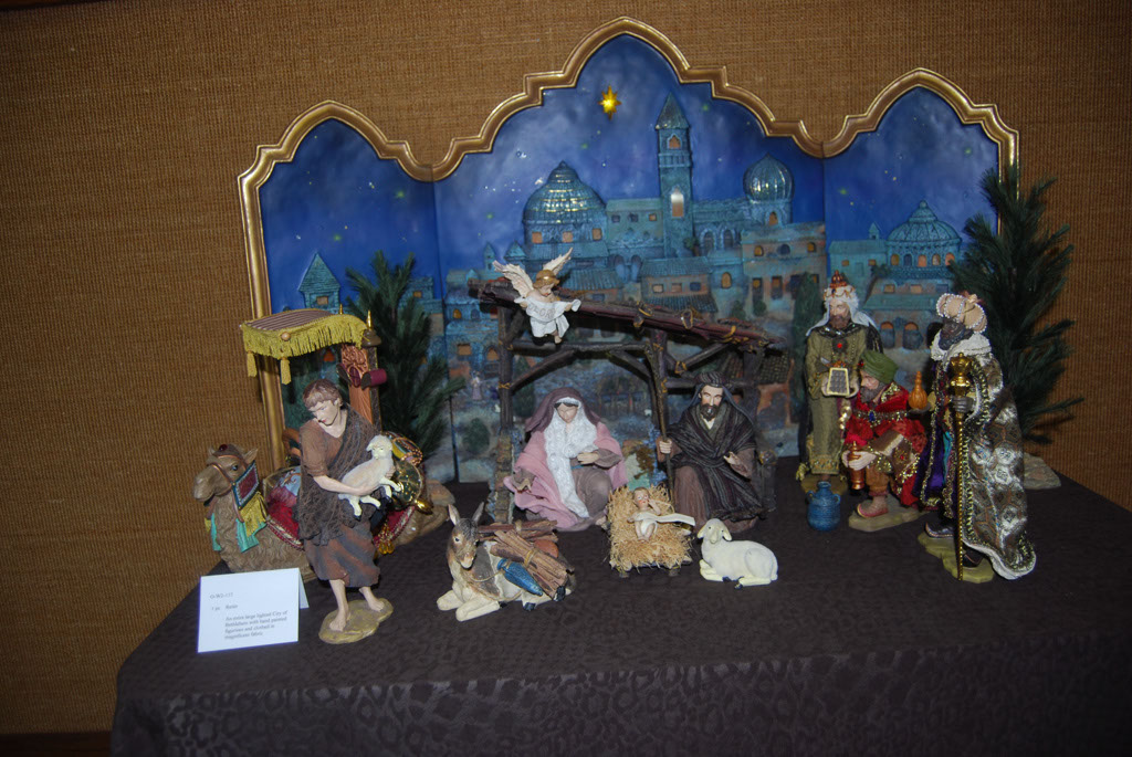 Nativity Display_001