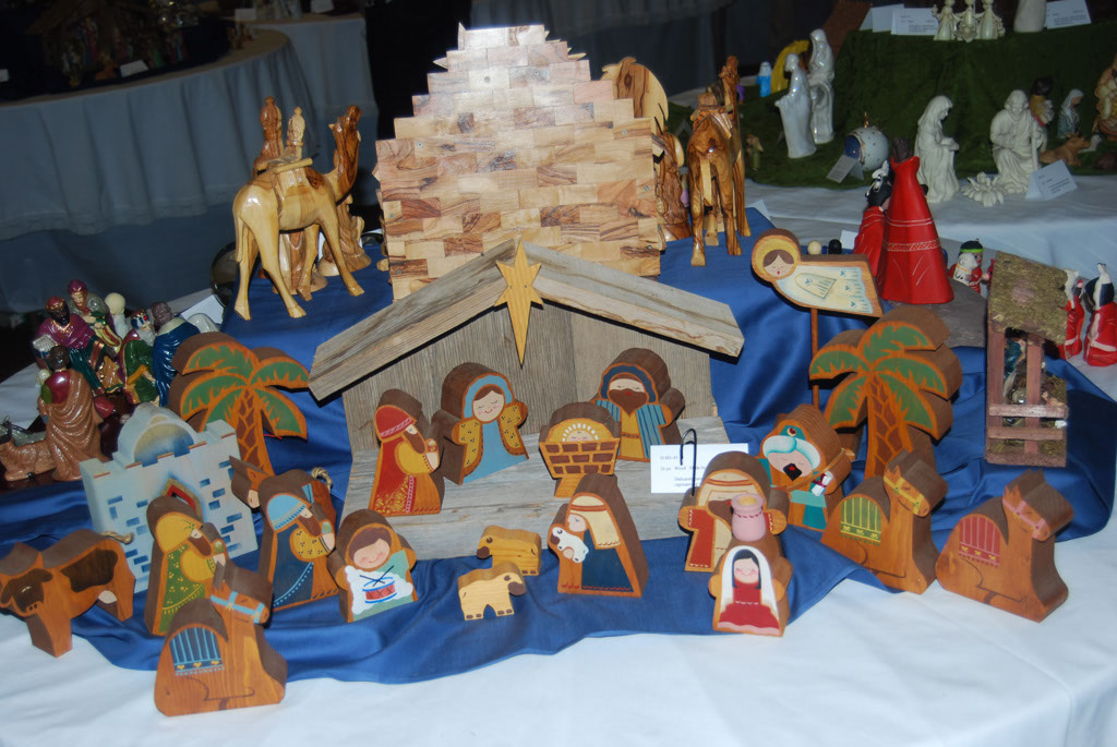 Nativity Display_180