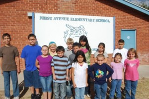 The First Avenue Elementary School Students of the Month for August are: Kinder - Marcella Smith, Marcus Hubbard; First Grade – Kaylee Mendez, Felicity Dietz; Second Grade – Lilly Stanford, Katie Yonkin; Third Grade - Braydon LeGrand, Noah Huerta; Fourth Grade – Breanna Baldwin, Daniel Duarte; Fifth Grade – Brian Hopkins, Javy Tamayo; Sixth Grade – Jasmine Smith, Dominic Solares.