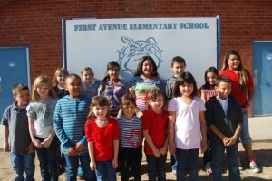 Honored as regular classroom Students of the Month were Aaron Azevedo, Halley Rutter, Frank Huerta, Isabella Kimmel, Nicholas Harmon, Nathan Molar, Christopher Hickingbottom, Kenneth Palmer, Jada Zargoza and Fernando Lopez.